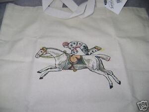 Circus Horse Tote Bag - So Cute!