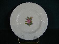 Spode Spode's Bridal Rose / Savoy Billingsley Rose Y2862 Bread Plate Plain Trim