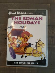 The Roman Holidays: The Complete Series (DVD, 2013, 2-Disc Set)