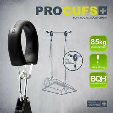 """GHP """"Procufs +"""" Manschetten zur Aufhängung schwerer Gegenstände bis 84kg NEU"""
