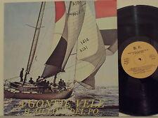 IL MULINO DEL PO  disco LP 33 giri A GONFIE VELE Made in Italy BENNI VIVETTA