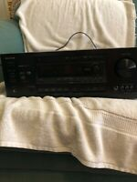 For Parts and Repairs: Onkyo A/V Receiver TX DS-787 THX Select,