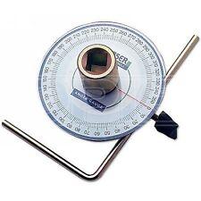 Calibrador de ángulo de par de láser - 1/2in unidad (2245).