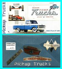 1965 Ford F-100 First Day Cover with Color Cancel