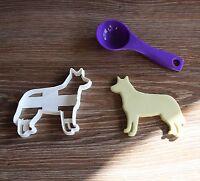 Australian Cattle Dog Cookie Cutter Dog Pup Pet Treat puppy Pupcake topper