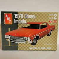 AMT ERTL 1970 Chevy Impala 1:25 Scale Model Kit New