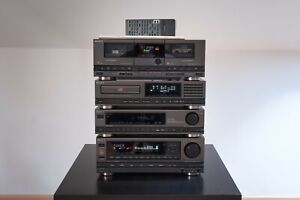 Sony LBT-D505 Liberty HiFi Component System TA ST CDP-M42 Stereo Anlage RM 1991