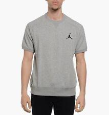 Nike Air Jordan All Around Short Sleeve Crew Mens Size XL 615288-063 GREY