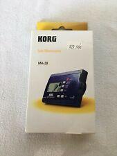 Korg Ma-1 Solo Metronome Blue and Black Ma1Bl