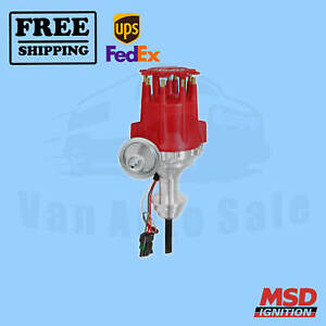 Distributor MSD fits Plymouth Belvedere II 1965-1967