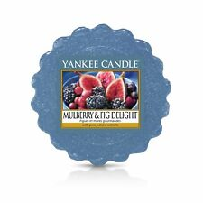 YANKEE CANDLE Wax Melt MULBERRY & FIG DELIGHT 22 g Tart