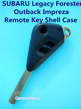 SUBARU Legacy Forester Outback Impreza Remote  Key Shell Case 3 button