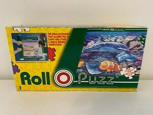 Bojeux Jouets Roll O Puzz Jigsaw Puzzle Roll Up Storage Cylinder 300-1000pc #799