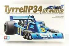 TAMIYA 1/12 Tyrrell 34 SIX WHEELER BIG SCALE SERIES No,19 VERY RARE!!