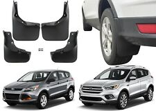 Front Rear Mud Flaps Splash Guards For 2013-2018 Ford Escape New Free Shipping