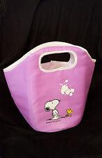 Damen Tasche Snoopy Lila / Shopper / Bag / Handtasche