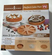 Cooper Chef Perfect Cake Pan As Seen On Tv New