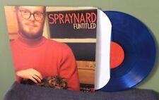"Spraynard ""Funtitled"" LP NM Snowing Dads RVIVR Iron Chic Joyce Manor"