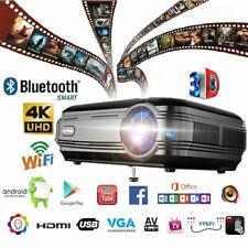 12000 Lumen Heimkino Projektor Beamer HDMI home theater FHD 1080P Media il
