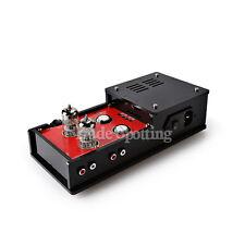 SainSmart 110V Assembled 6N3 Hifi Buffer Audio Tube Headphone Amplifier + Case