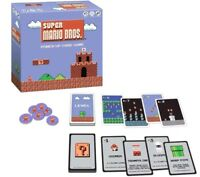 USAopoly Super Mario Bros Power Up Card Game Ages 8+ 3-8 Players NEW Sealed