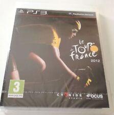 LE TOUR DE FRANCE 2012 GIOCO PS3 PLAYSTATION 3  NUOVO SPED GRATIS SU + ACQUISTI