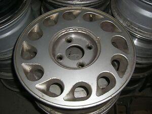 "Alufelge Alloy Rim 6x15"" ET 40 LK 4x114,3 Nissan 200 SX Turbo S13 124 kw #2"