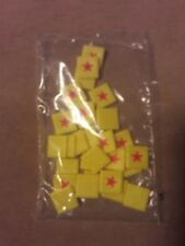 MY FIRST RUMMIKUB game STAR TOKENS replacement pieces parts NEW SEALED COMPLETE