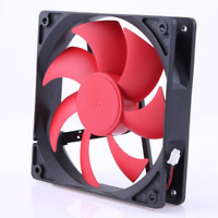 Computer Fan 6cm 120x120x25mm Motherboard 120mm Brushless Radiator Cooler