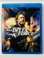 The Delta Force Blu-ray Disc 1996 Chuck Norris Lee Marvin NEW!!!