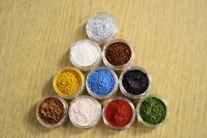 Epoxy Resin Art Metallic Coloured Craft Pigments 5g * UK SELLER * FREE P&P *