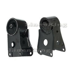 For 95-03 Nissan Maxima Infiniti I30 Front & Rear Engine Motor Mount Set 2 G095