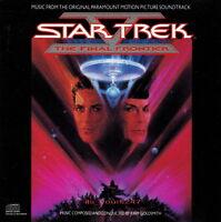 Star Trek V: The Final Frontier - OST [1989]   Jerry Goldsmith   CD