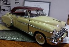 Franklin Mint Chevy 1950 Bel Air 1:24 Scale Die Cast Chevrolet B11WT74  A85