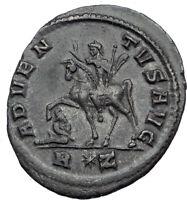 PROBUS on HORSEBACK 280AD Original Authentic Ancient Roman Coin Rome i43466