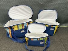 Set Of 3 Easy-camp Cooler Bags - New