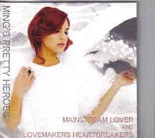 Mings Pretty Heroes-Mainstream Lover Promo cd single