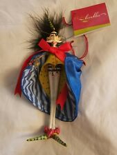 "Krinkles Patience Brewster 6.75"" Drosselmeyer Nutcracker Series Ornament Dept 56"