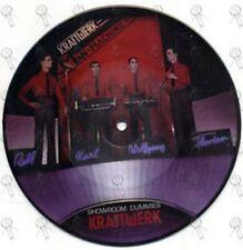 "Kraftwerk – Showroom Dummies / The Model -Vinyl, 7"", Picture Disc."