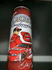 Budweiser with Dale Jr #8 16 oz beer can    THIS CAN IS EMPTY