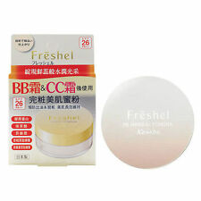 [160695] KANEBO FRESHEL MINERAL BB & CC LOOSE POWDER SPF26 PA++ 10g Japan