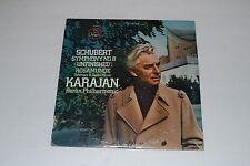Schubert Symphony No. 8 - Rosamunde - Karajan Berlin Philharmonic FAST SHIPPING!