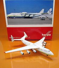 """HERPA WINGS 515726 Antonov Airlines an-225 """"Mriya"""" - scale 1/500"""