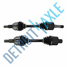 BRAND NEW Front Driver and Passenger Side CV Axle Shafts 2005-2006 CHEVY EQUINOX