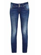 LTB Damen Jeans Molly Slim Fit - Blau - Heal Wash