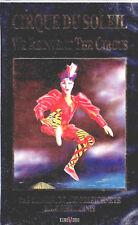*** TOP-película *** VHS *** circo-cirque-du-soleil *** TOP-Circus *** rareza *** Super **