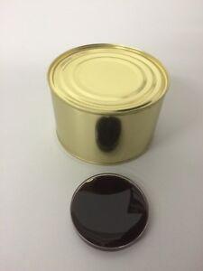 Malzextrakt, 500g in Konservendose, wärmebehandelt, u.a. für Pilzzucht