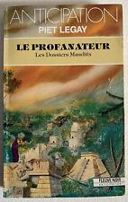 (FN958) ANTICIPATION FLEUVE NOIR  ? N° 1774 - LE PROFANATEUR