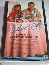 Blind Date - VHS/Komödie/Kim Basinger/Bruce Willis/Blake Edwards