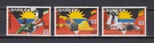 s6569) ANTIGUA & BARBUDA 1994 MNH** WC Football'94 - CM Calcio 4v